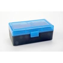 Dillon Ammunition Box PISTOL 38/357 CAL (50 Round) (DP13476/DP80020)